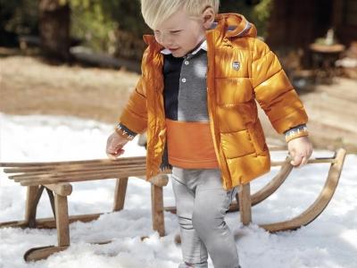 Децата през зимата