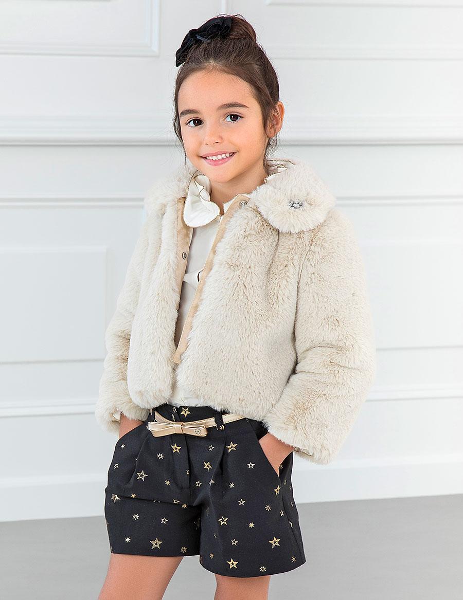 Детско палто ABEL&LULA